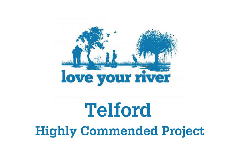 Love your river logo