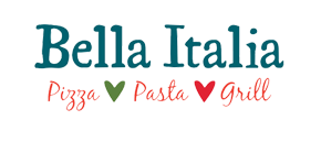 Illustration of Bella Italia logo