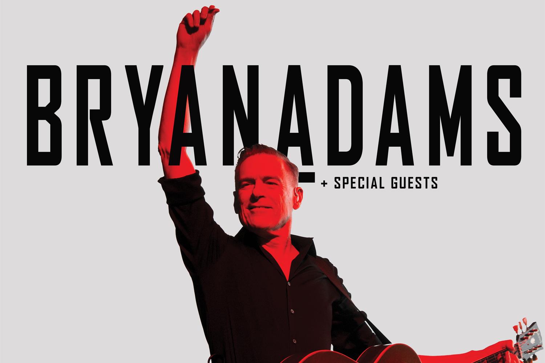 Image of Bryan Adams